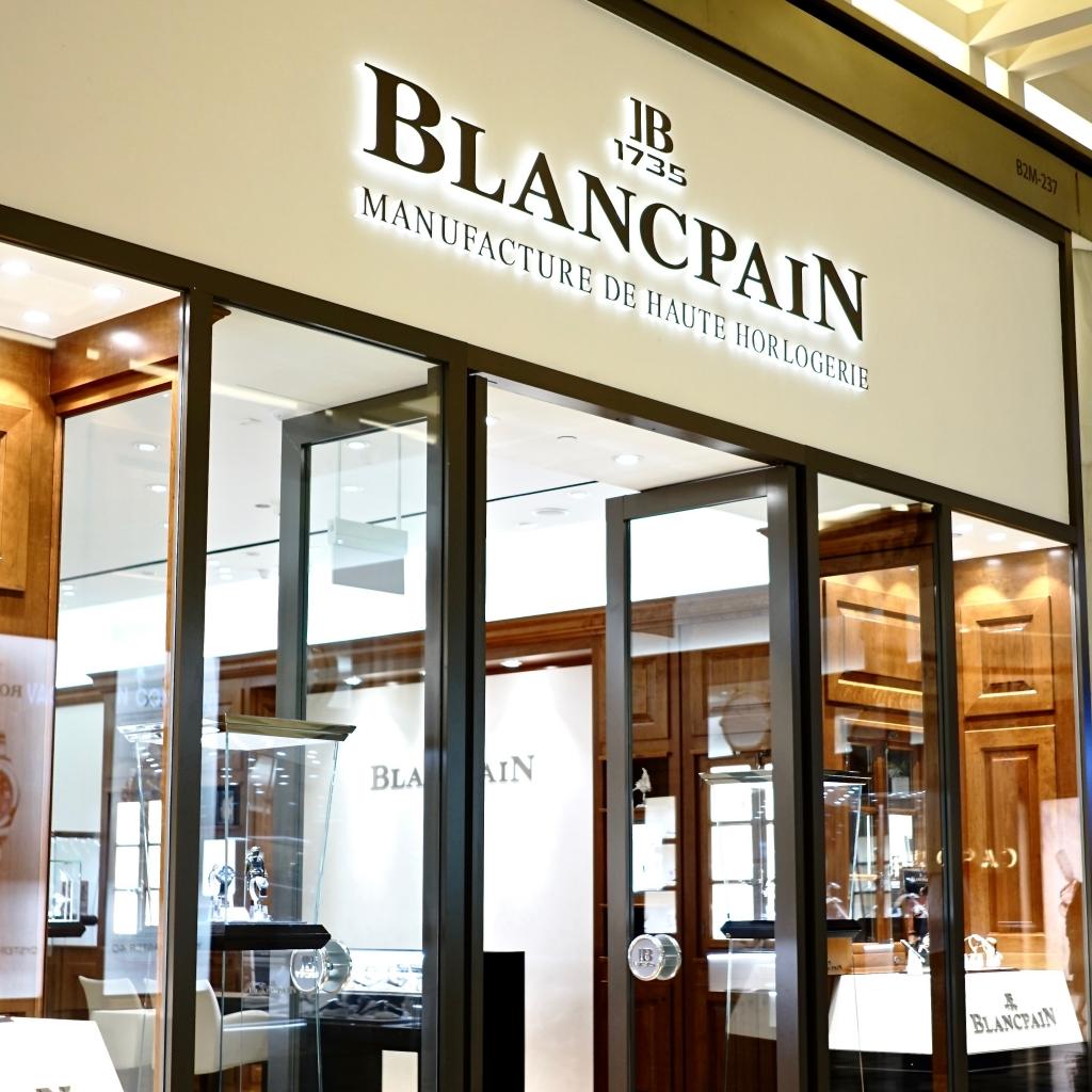 Blancpain @ Marina Bay Sands