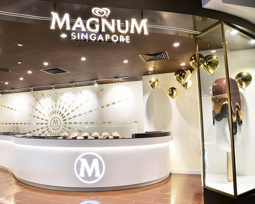 Magnum Pleasure Store @ ION Orchard
