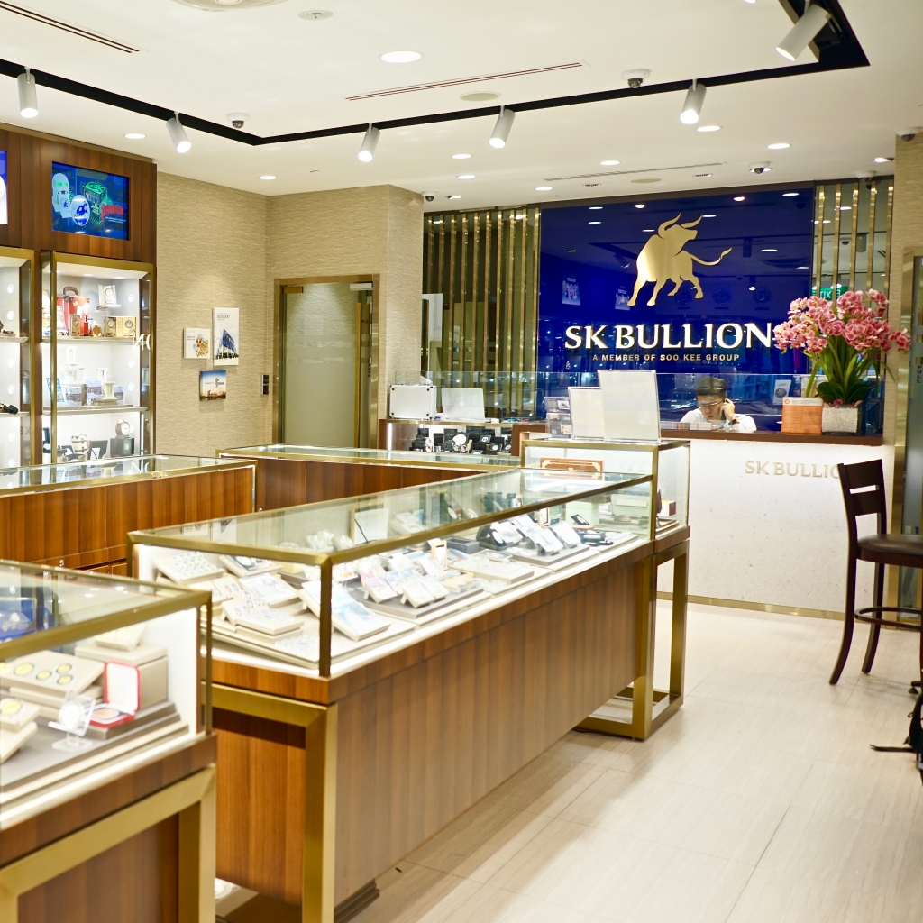 SK Bullion @ Clifford Centre