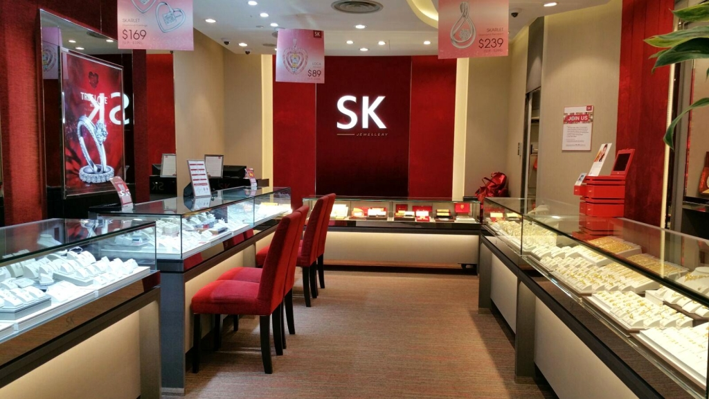 SK Jewellery @ ION Orchard